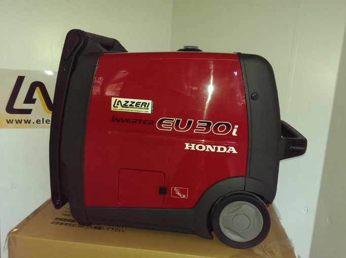 Generatore Di Corrente Silenziato Honda Eu30i