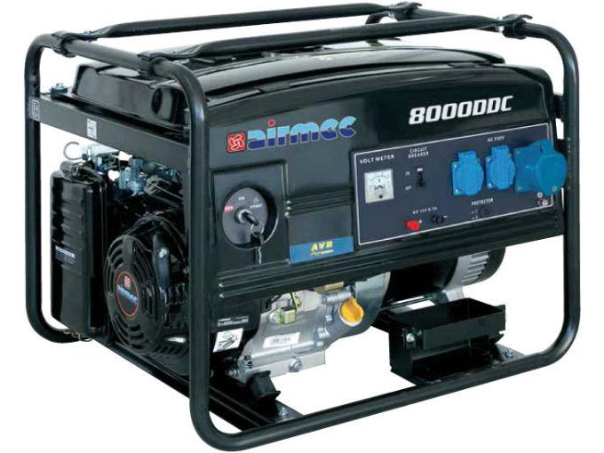 Generatore di corrente monofase airmec lc 8000 ddc for Generatore di corrente 10 kw