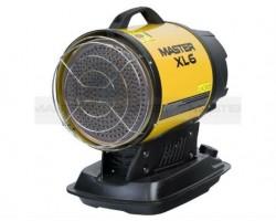 Generatore d'Aria Calda a Gasolio ad Infrarossi MASTER XL61
