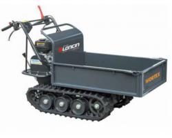 Motocarriola transporter cingolato WORTEX SFL300