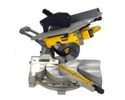 Troncatrice Radiale Dewalt D27112-QS con Banco Supporto DE 7023