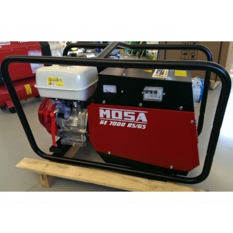 Generatore di Corrente MOSA GE7000BS/GS