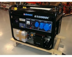 Generatore di Corrente Monofase AIRMEC LC 6500 DDC