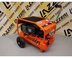 Compressore a Secco Gentilin C330/20 Doppio Serbatoio Made in Italy