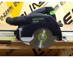 Sega Circolare a Batteria a Cappa Oscillante Festool HKC55 Li 5,2 EB-Plus-FSK420