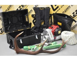 Verricello PORTABLE WINCH PCW3000 KIT Caccia
