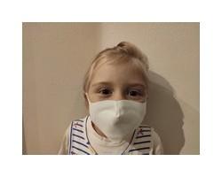 Mascherina filtrante EMERGENZA COVID-19