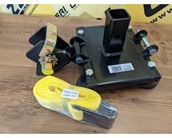 Sistema di attacco ad albero/palo c/fascia ancoraggio 50mm Verricello Portable Winch PCA-1263